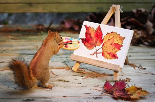 Yep, that's great, but click for more squirrels.
