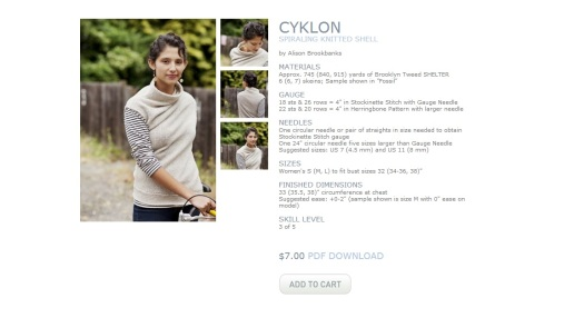 Cyklon in Wool People.  I mean, the draping.  How in the hell ....?