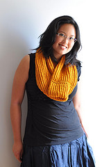 Soliton Cowl -- click thru for the pattern