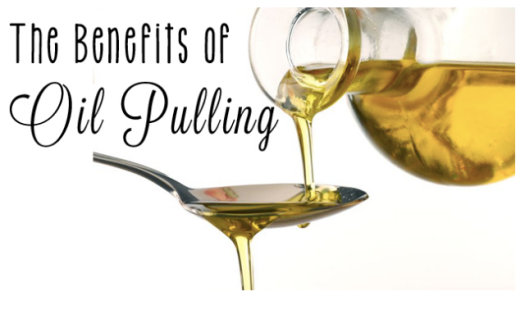 Click thru for a perspective on oil pulling.